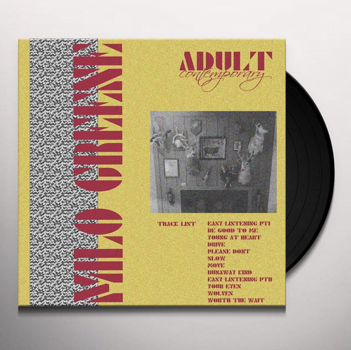Milo Greene - Adult Contemporary - LP - Milo Greene