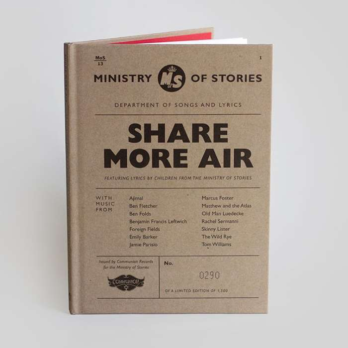 Share More Air - Ministry of Stories