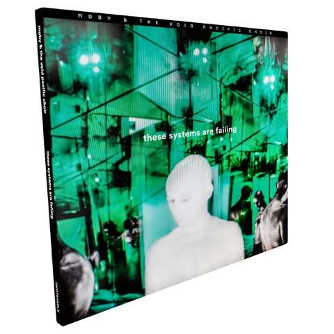 These Systems Are Failing - Deluxe CD - Moby & The Void Pacific Choir