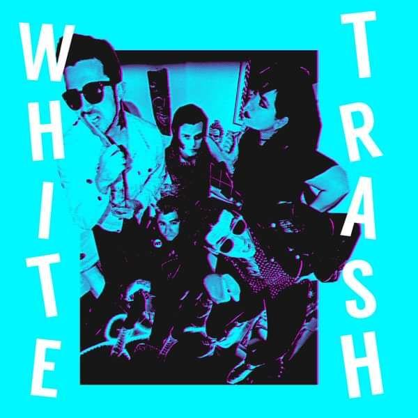 White Trash - Reverse Engineering (MP3) - Modern Junk Records