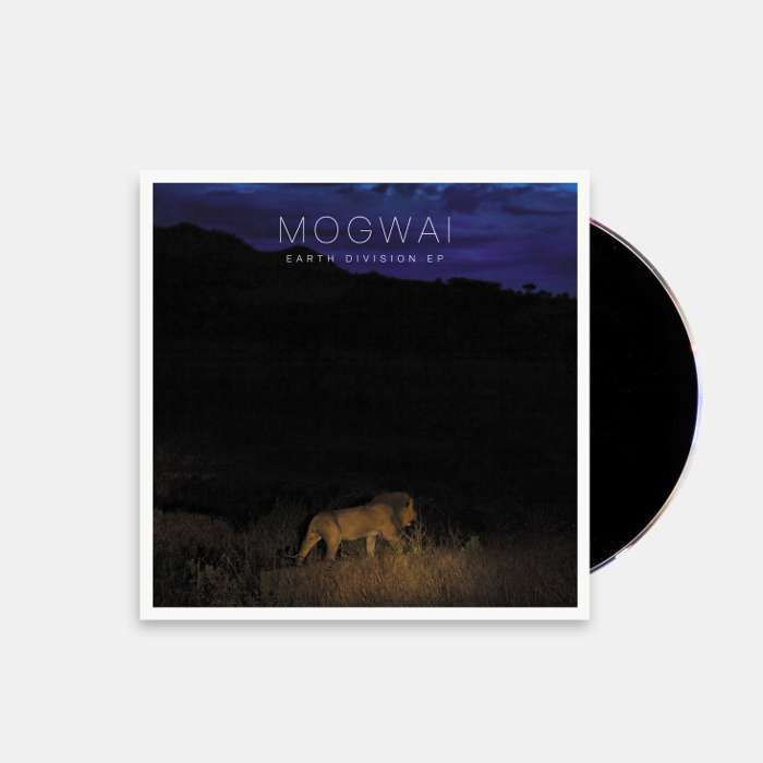Earth Division EP (CD) - Mogwai