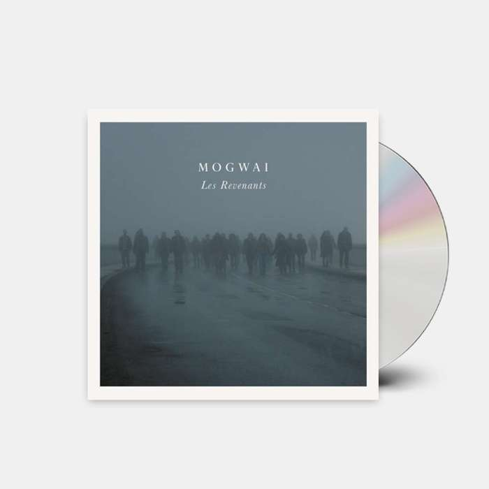 Les Revenants CD - Mogwai