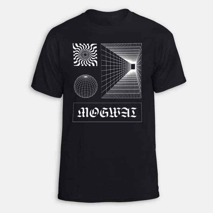 Mogwai Black & White 2019 T-shirt - Mogwai