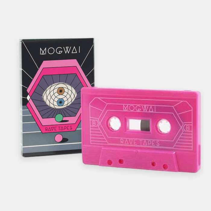 Mogwai Rave Tapes Cassette (inc download code) - Mogwai