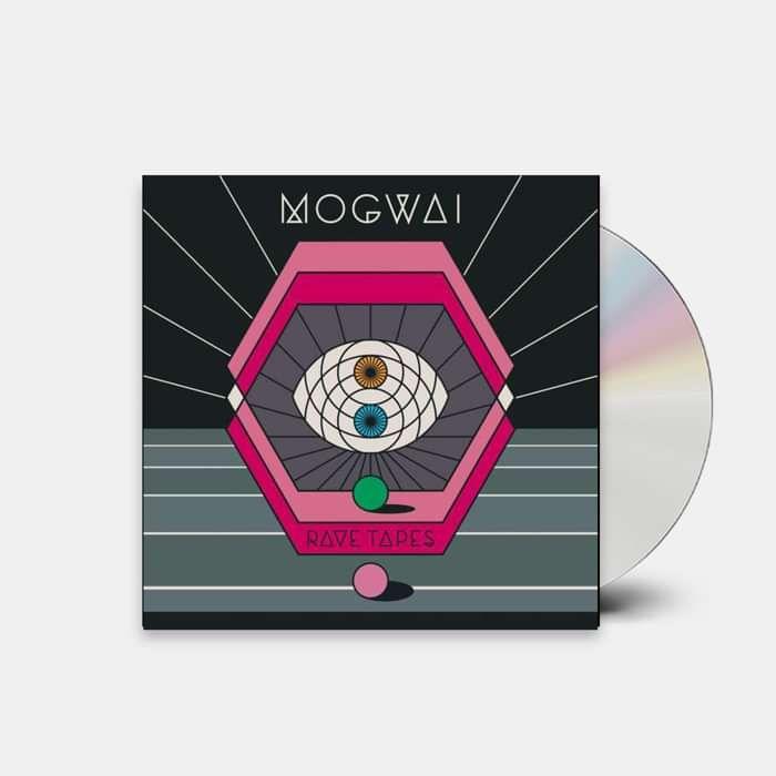 Rave Tapes CD - Mogwai