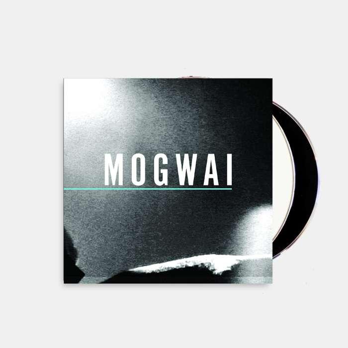 Special Moves CD/'Burning' DVD - Mogwai
