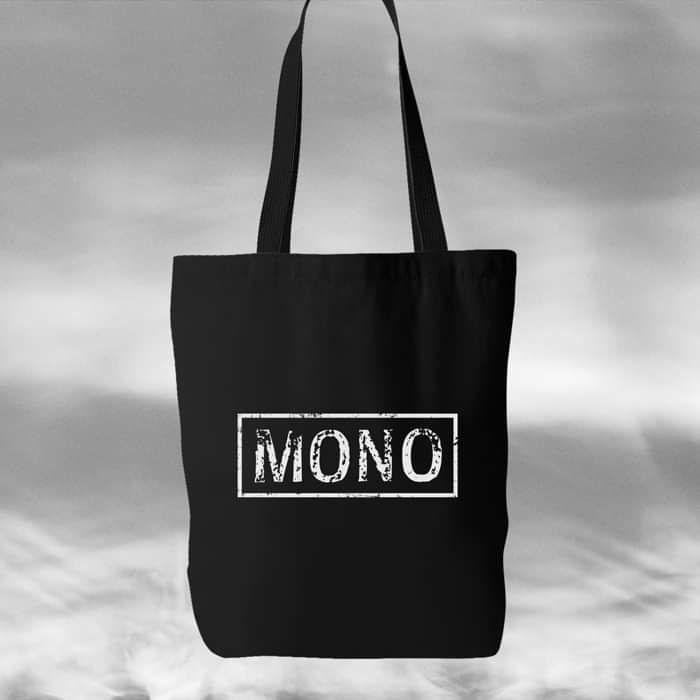MONO - 'Logo' Tote Bag - MONO
