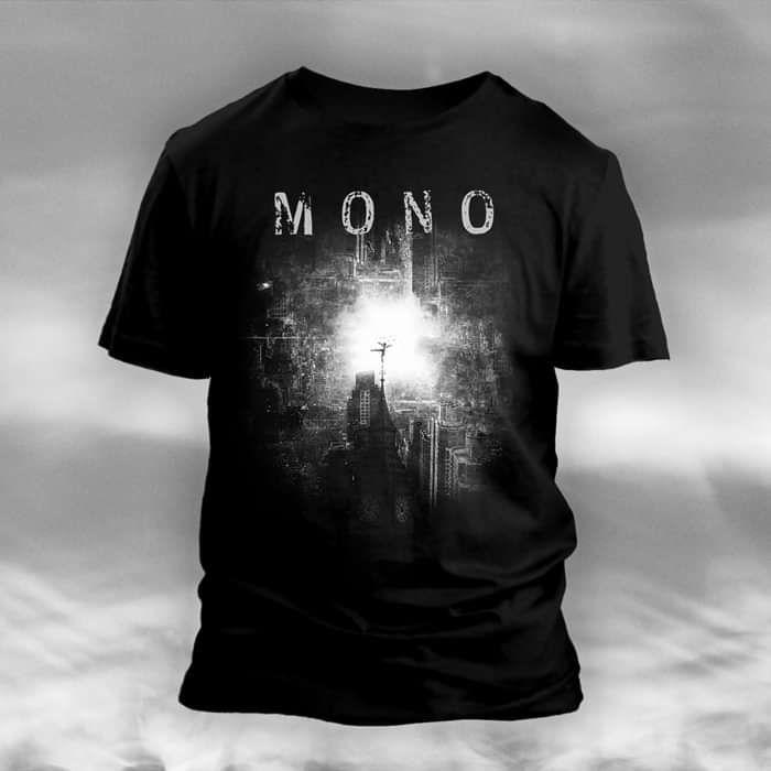 MONO - 'NNH Tour'  T-Shirt - MONO