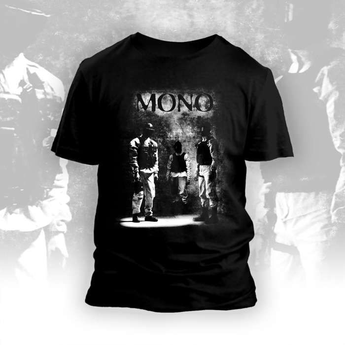 MONO - 'Riptide' T-Shirt - MONO