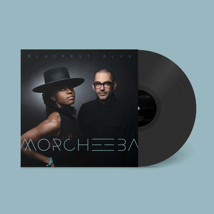 Blackest Blue (Black Vinyl) - Morcheeba