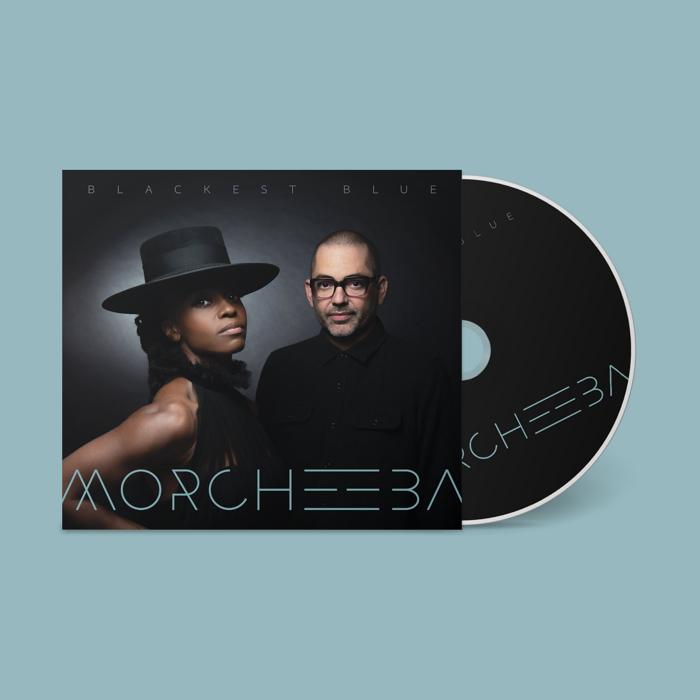 Blackest Blue (CD) - Morcheeba