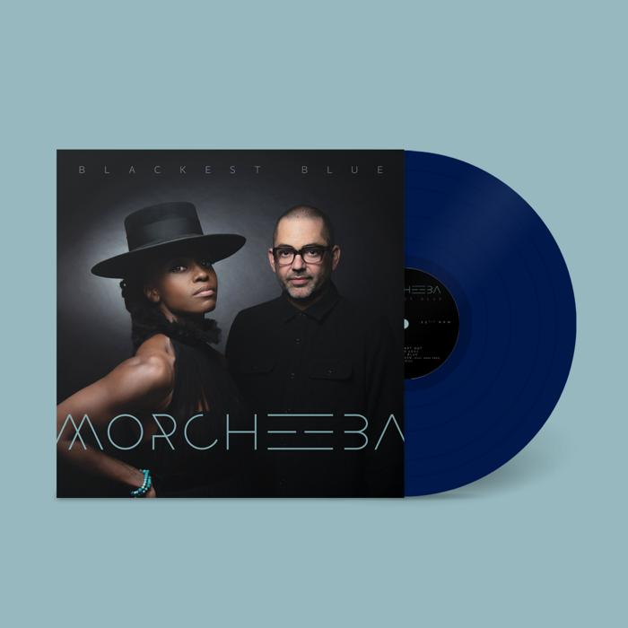 Blackest Blue (Ltd Signed Blue Vinyl) - Morcheeba