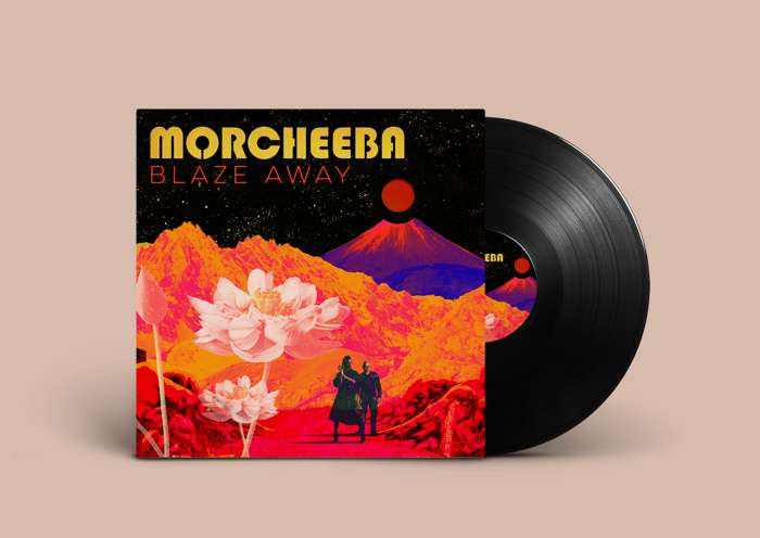 Blaze Away (Black Vinyl) - Morcheeba