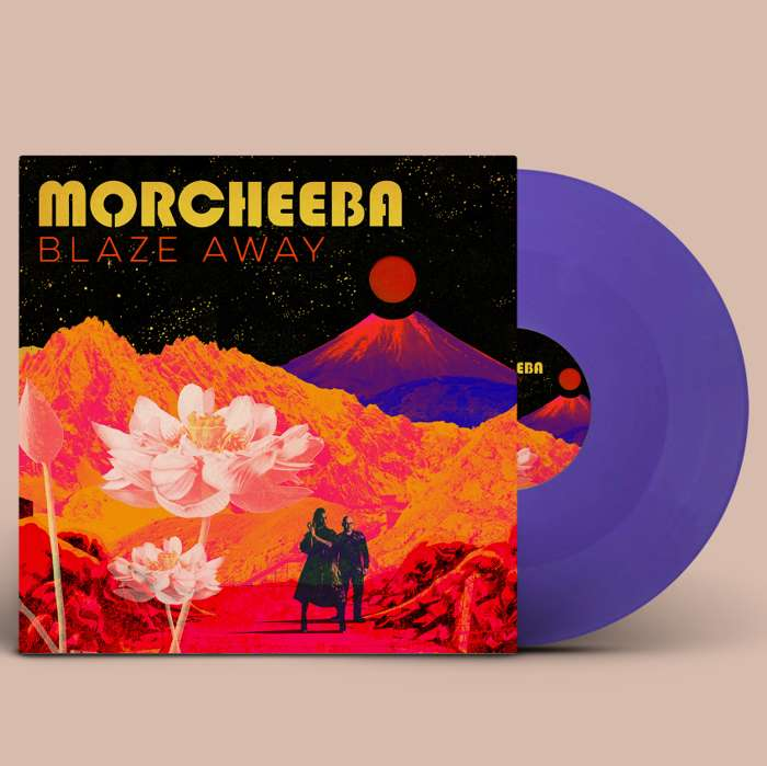 Blaze Away (Ltd Edition Lilac Vinyl) - Morcheeba