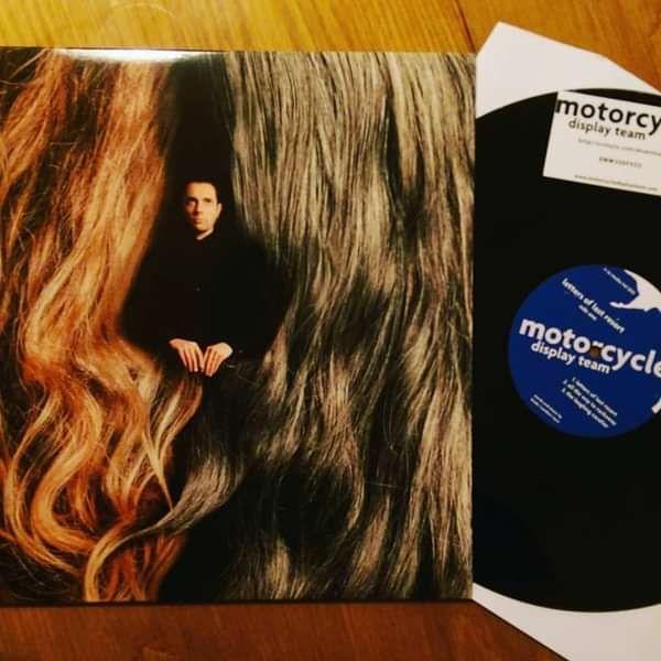 'Letters of Last Resort' EP on Vinyl - Motorcycle Display Team