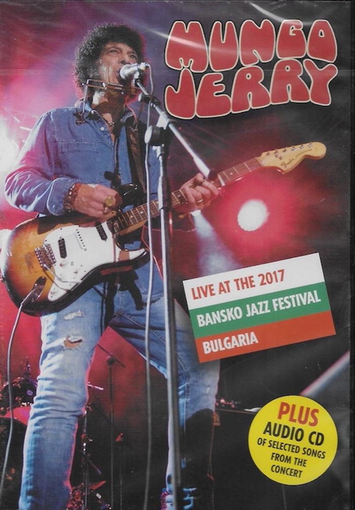 Bankso Jazz Festival DVD - Mungo Jerry