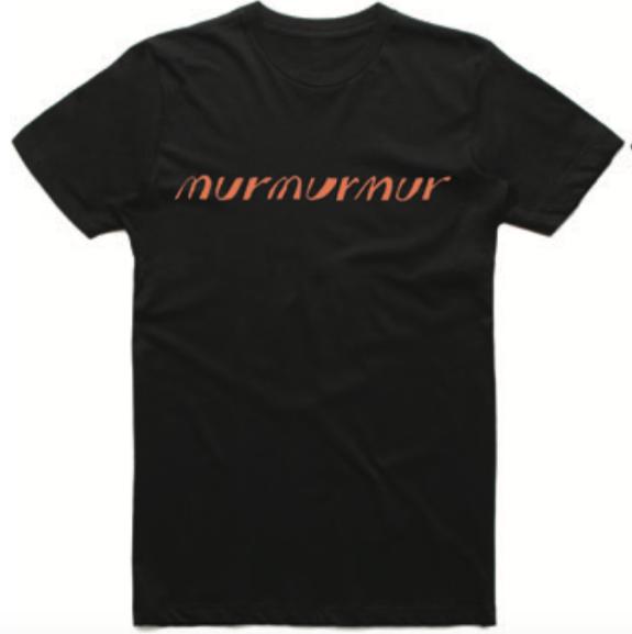 Black EP T-Shirt - murmurmur