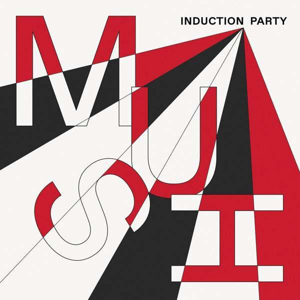 Induction Party on Vinyl or Download - MUSH