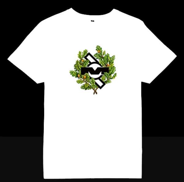 Mute Oak Leaf T-Shirt - Mute