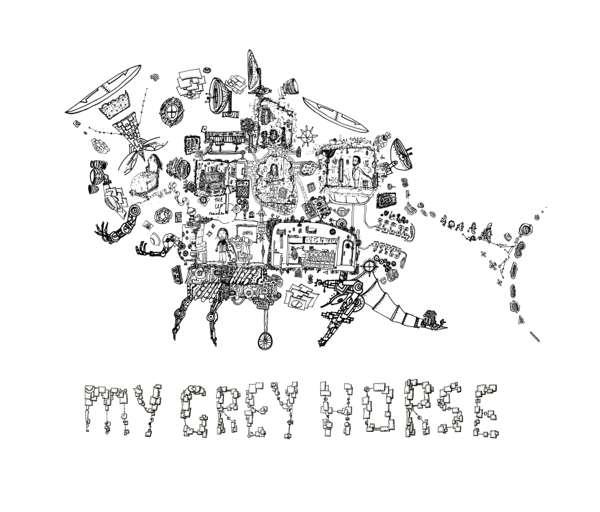 my grey horse T-Shirt - My Grey Horse