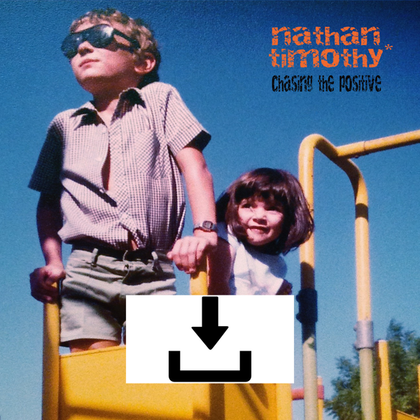 Chasing The Positive - (HQ Digital Download WAV and Mp3's) 10 Track Album - Digital Download - Available Now! - Nathan Timothy