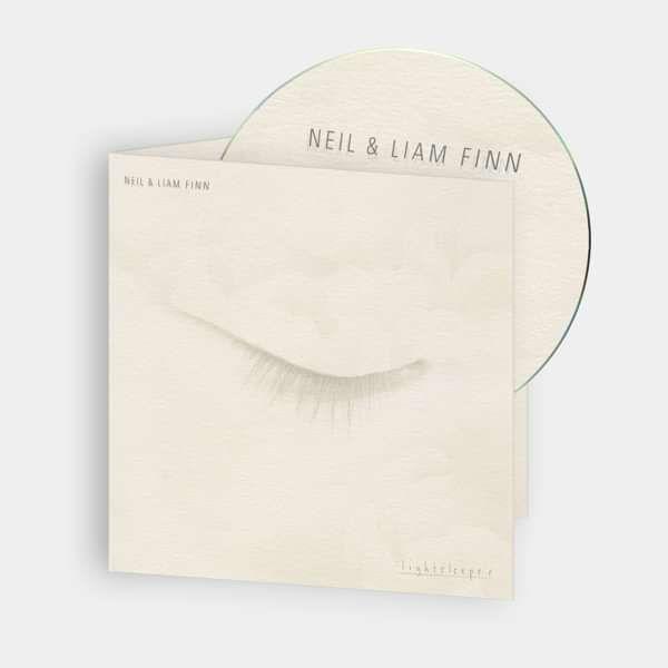 Lightsleeper (CD) - Neil & Liam Finn (UK)