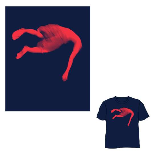 Diver T-Shirt - Neil Finn (products)