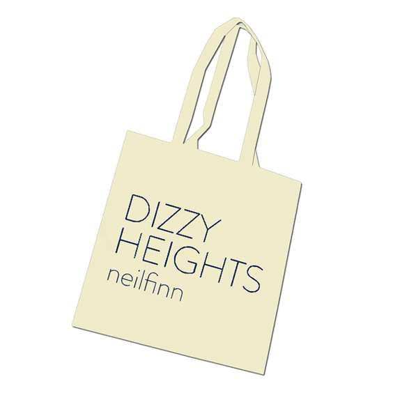 Dizzy Heights Tote Bag - Neil Finn (products)