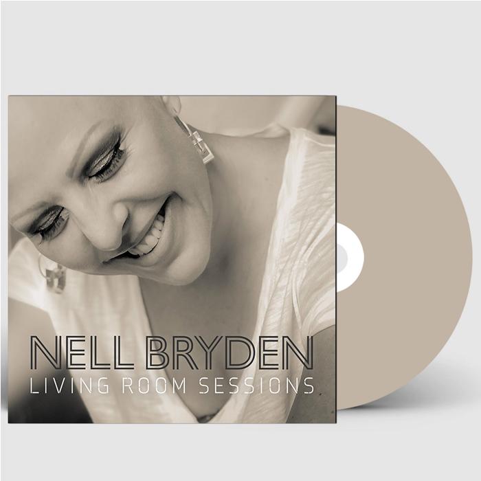 Living Room Sessions (CD Album) - Nell Bryden