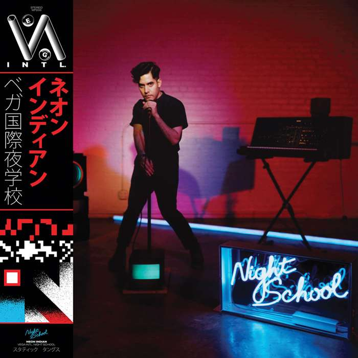 VEGA INTL. Night School - CD - Neon Indian