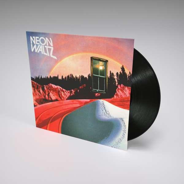 """Huna EP - 12"""" Vinyl - Neon Waltz"""
