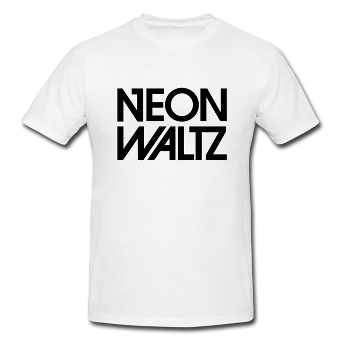 Neon Waltz - White T-shirt - Neon Waltz