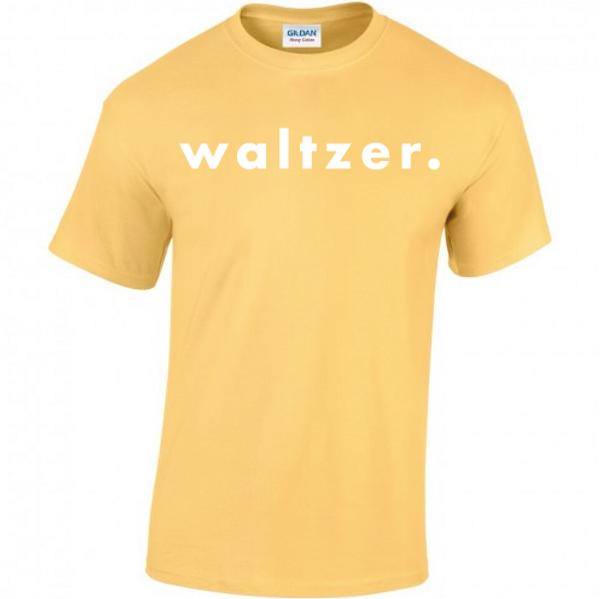 Waltzer T-Shirt - Neon Waltz