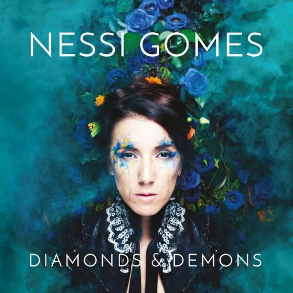 Diamonds & Demons (CD) - Nessi Gomes