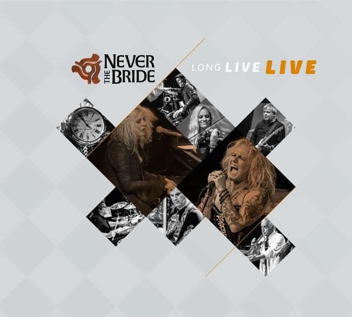 Long Live LIVE CD + Download DEAL! - Never The Bride