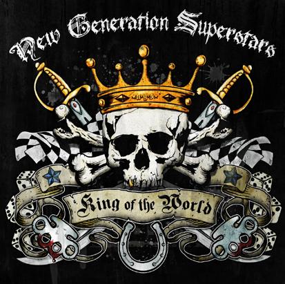King of the World - Digital - New Generation Superstars