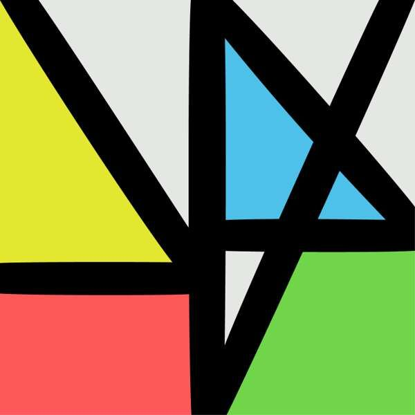 Music Complete - Clear Vinyl - New Order