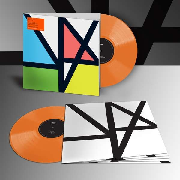 New Order - Music Complete Orange 2LP - New Order