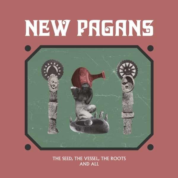 DEBUT LP  - DIGITAL - New Pagans