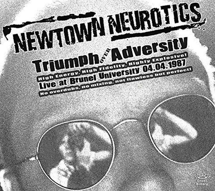 Triumph Over Adversity CD - Newtown Neurotics