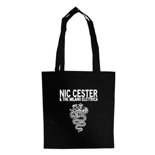 Shopper (Black) - Nic Cester