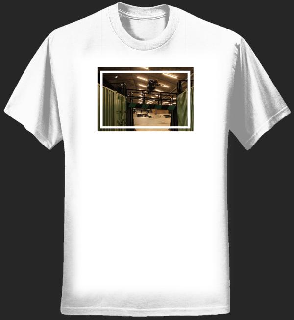 Jumping T-shirt - Nick Howe