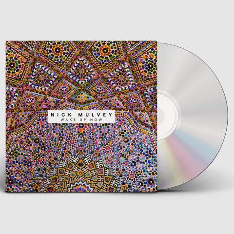Wake Up Now - CD - Nick Mulvey