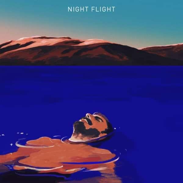 """Night Flight - Night Flight (Limited Edition Signed """"12"""" LP) - Night Flight"""