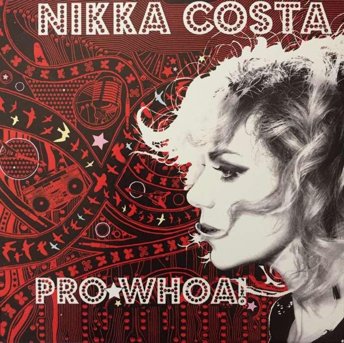EP - Nikka Costa