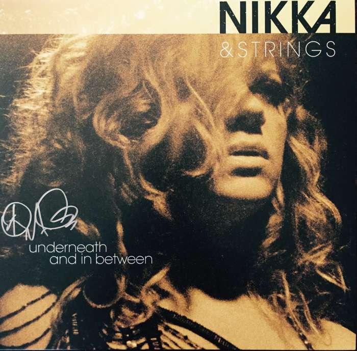 Signed Vinyl - Nikka Costa