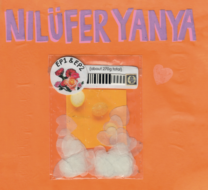 EP1 & EP2 (CD) - Nilufer Yanya