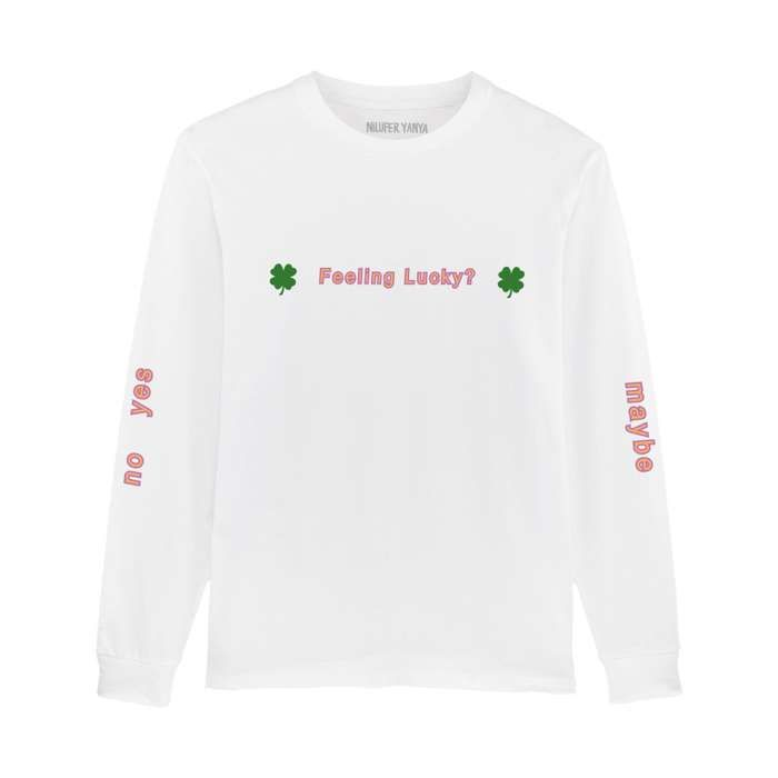 Feeling Lucky ? Long Sleeve - Nilufer Yanya