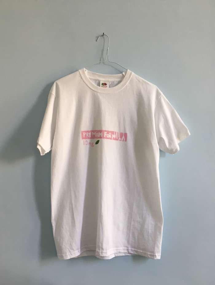 Pink Premium Formula T-Shirt - Nilufer Yanya