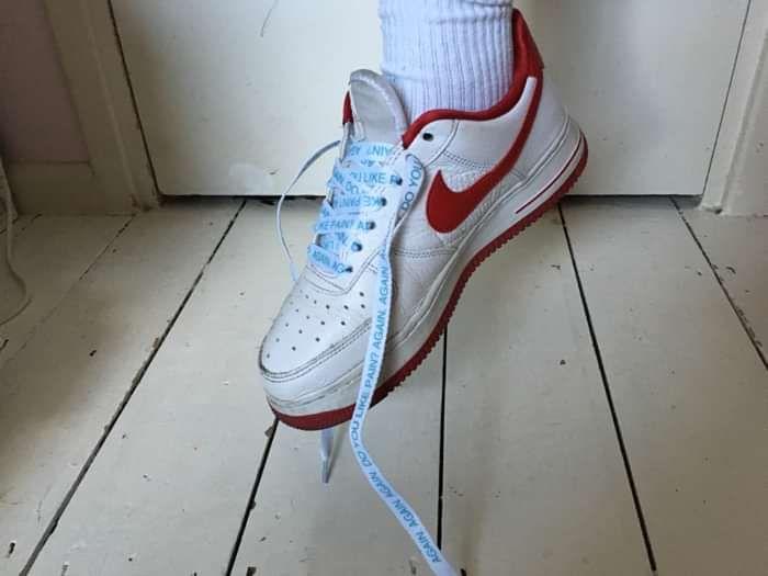 Shoelaces Set 👟👟 - Nilufer Yanya